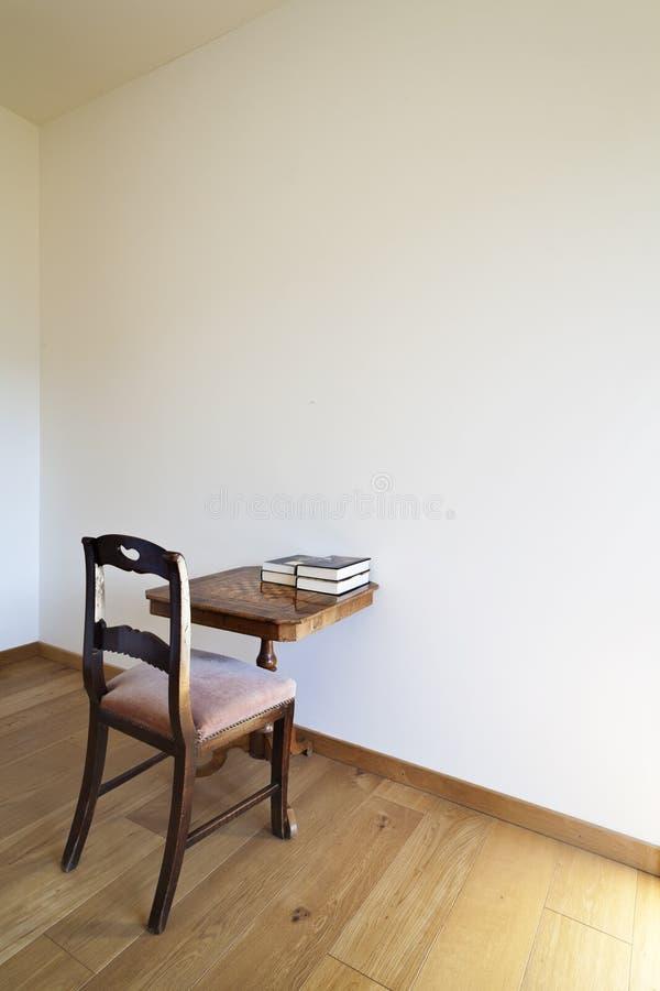 Klasyczny krzesło fotografia stock