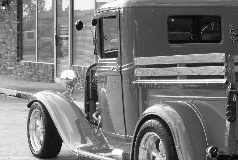 klasyczny pickup zdjęcia stock