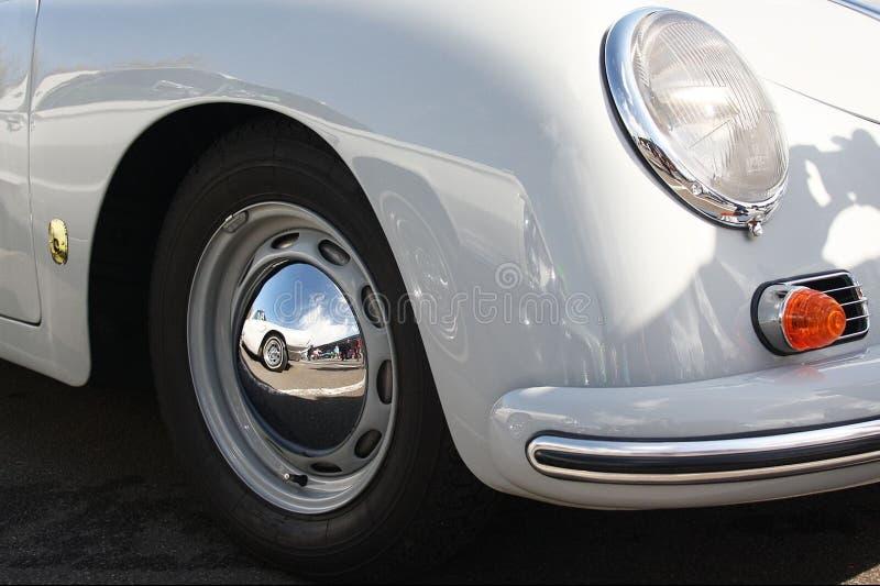 Klasyczny Porsche zdjęcie stock