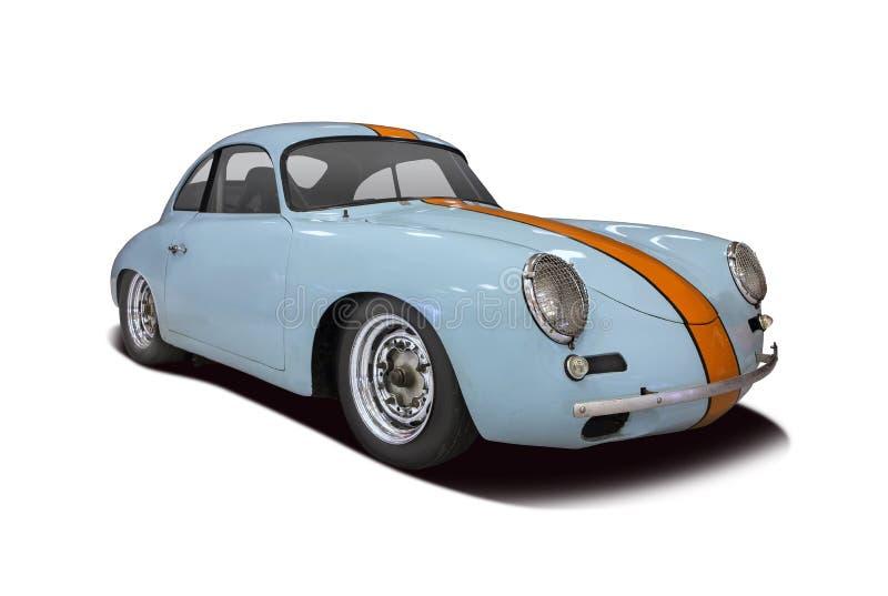 Klasyczny Porsche 356B obrazy royalty free