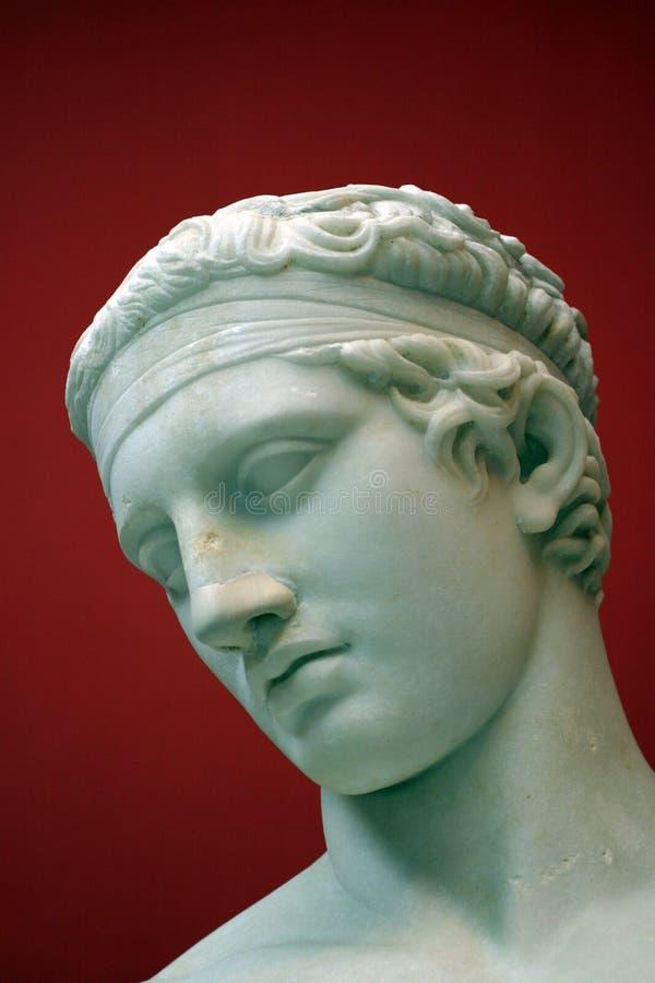 klasyczny posąg zdjęcie royalty free