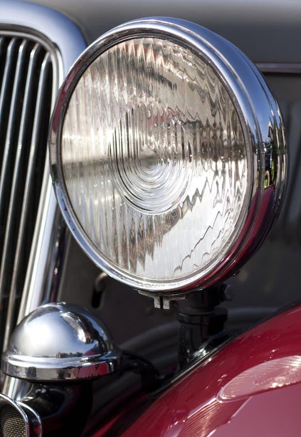 Klasyczny reflektor fotografia stock