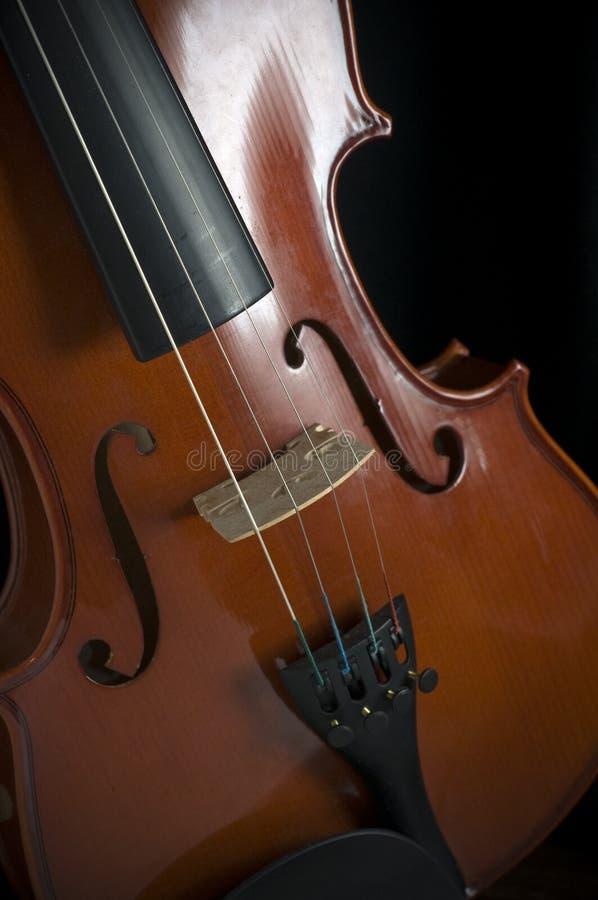 Klasyczny skrzypce fotografia royalty free