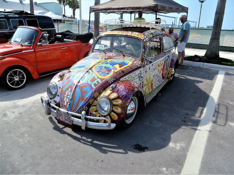 Klasyka VW Kocha pluskwy obrazy royalty free