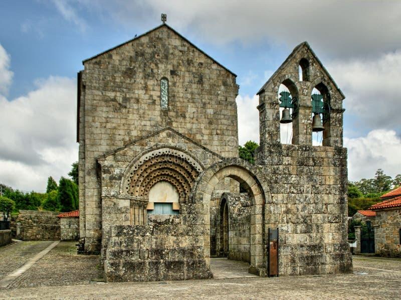 Klasztor św. Pedro de Ferreiry obrazy royalty free