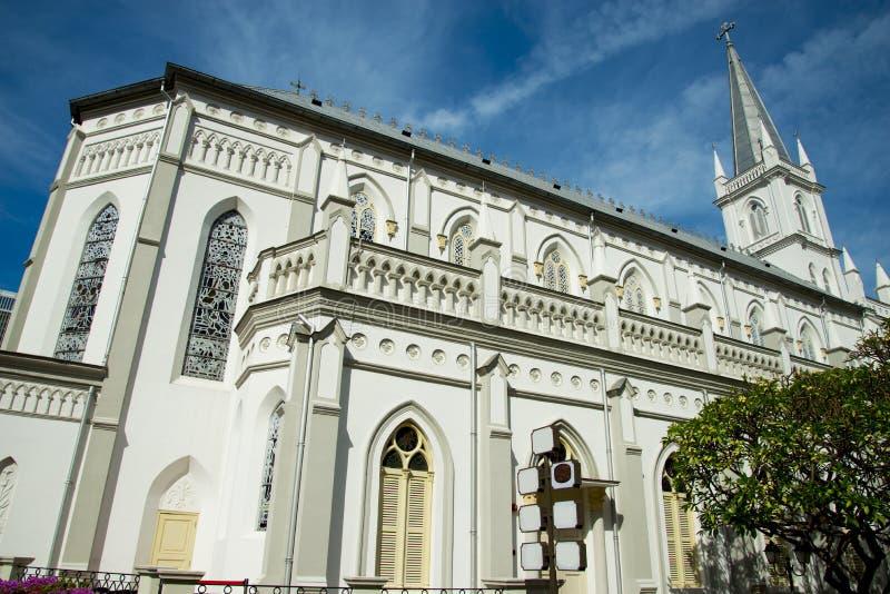 Klasztor Świętego niemowlaka Jezusowa kaplica w Chijmes obraz stock