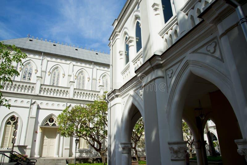 Klasztor Świętego niemowlaka Jezusowa kaplica w Chijmes fotografia royalty free