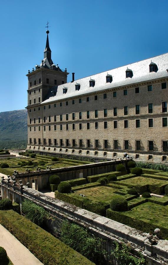 klasztor. zdjęcie stock