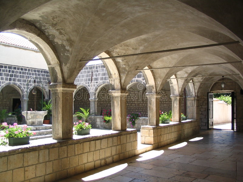 klasztor zdjęcia royalty free