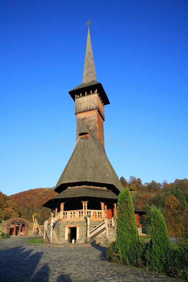 klasztor barsana zdjęcie stock