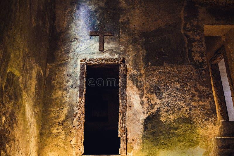Klasztor Capuchos, Sintra obrazy stock