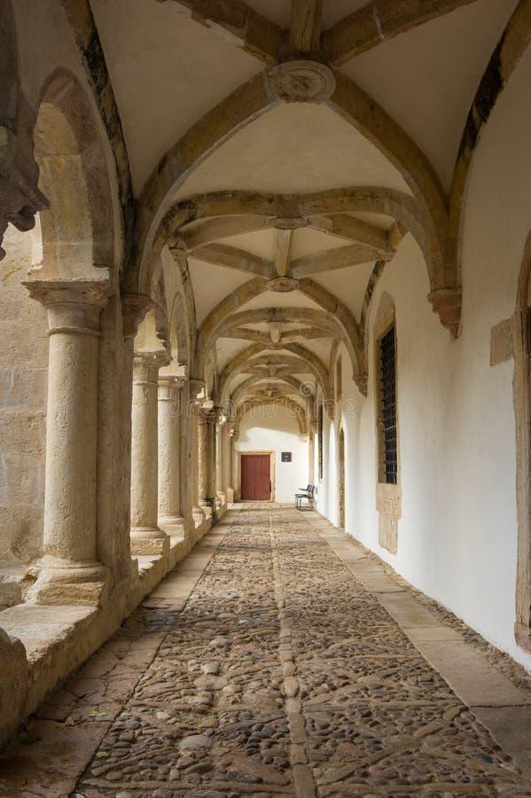 Klasztor Chrystus obraz royalty free