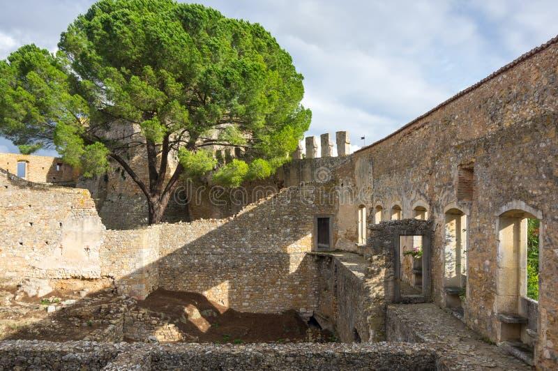 Klasztor Chrystus zdjęcie royalty free