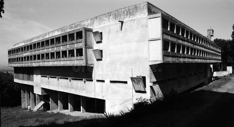 klasztor De Los angeles Tourette fotografia stock