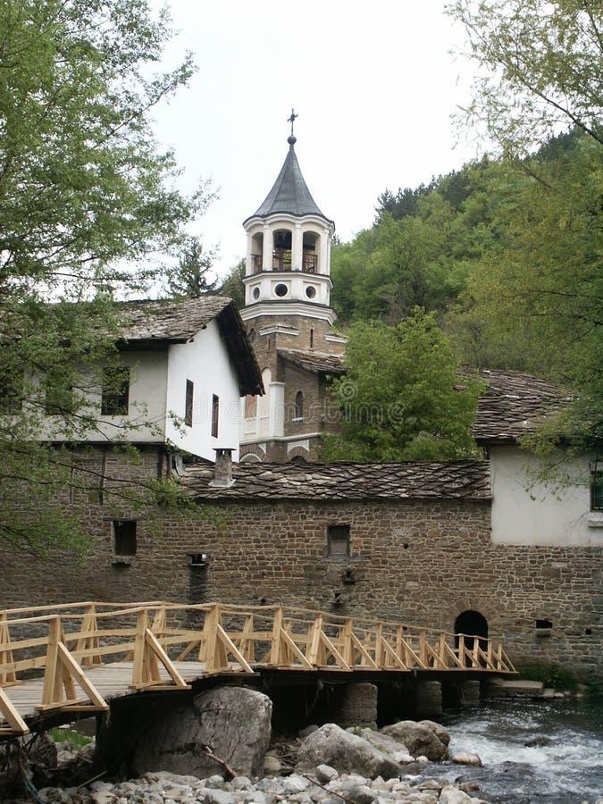 klasztor drianovo obraz royalty free