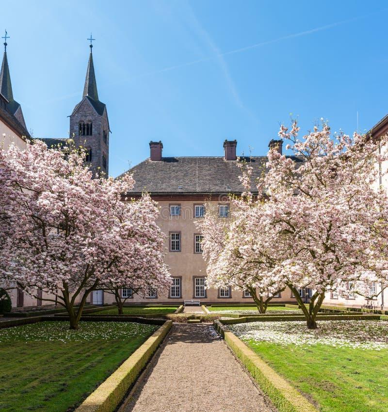 Klasztor i, Niemcy obraz stock