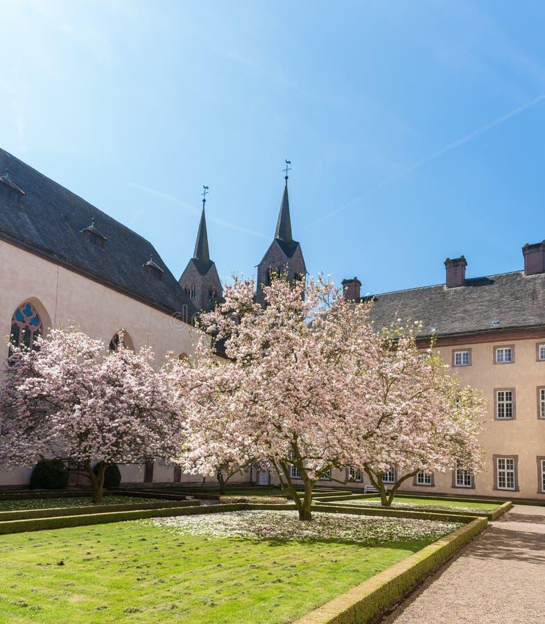 Klasztor i, Niemcy obrazy stock