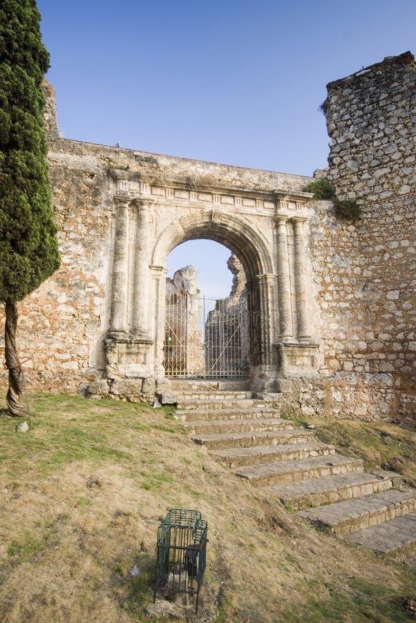 klasztor San francisco obraz stock