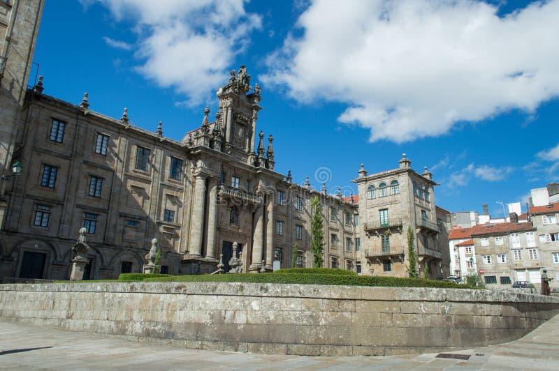 Klasztor San Martino Pinario obrazy stock