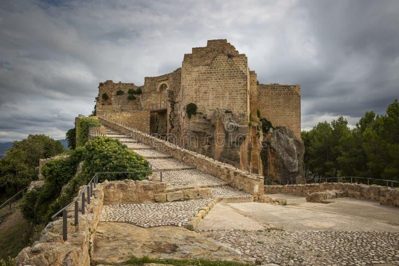 Klasztor Santa Maria de Montesa Valencian militarny rozkaz zdjęcia royalty free