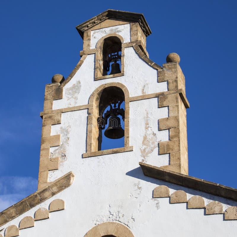 Klasztor w Javea Hiszpania fotografia stock