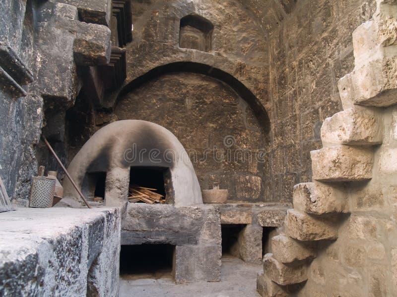 klasztoru st catherine. zdjęcie royalty free