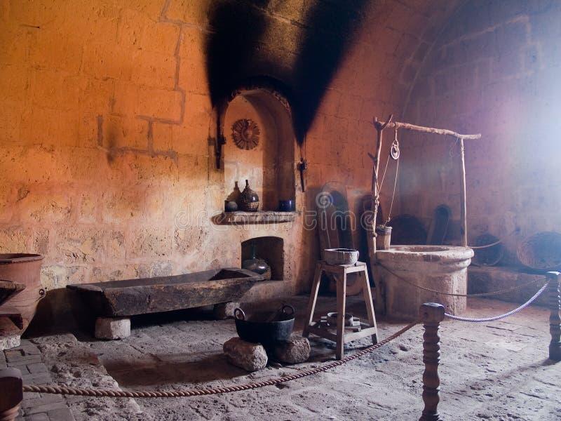 klasztoru st catherine. obraz stock