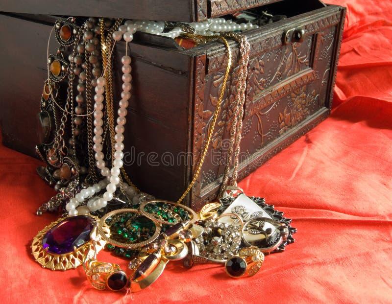 klatka piersiowa skarb obrazy royalty free