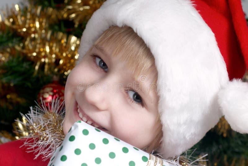 klaus Santa mały zdjęcia stock