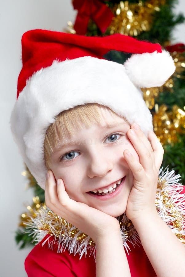 klaus Santa mały zdjęcie stock