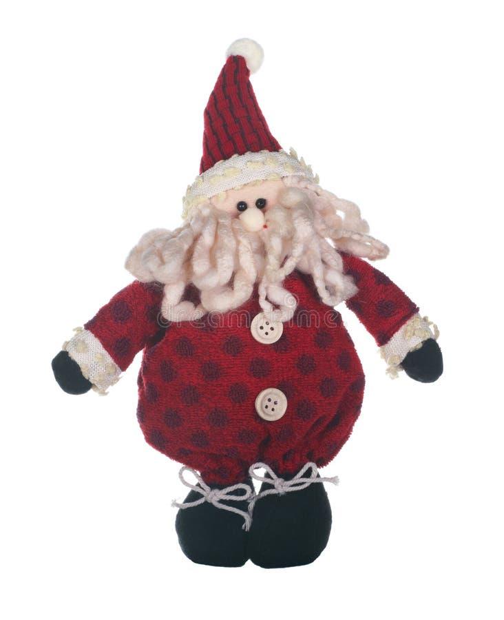 klauzula dekoracja Santa fotografia stock