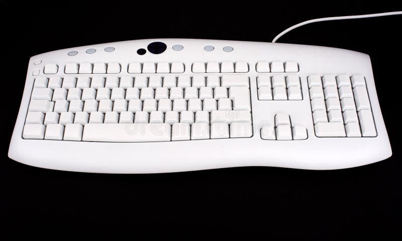 klawiatura komputera ślepa obrazy stock