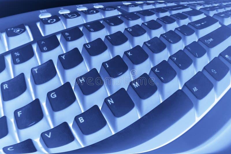 klawiatura komputera zdjęcia stock