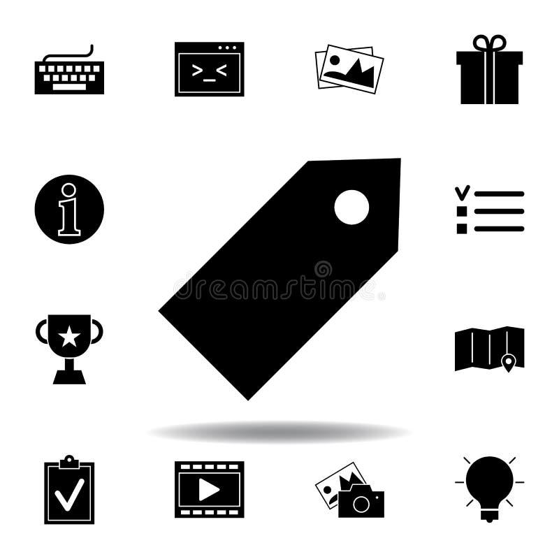 Klawiaturowa ikona Znaki i symbole mog? u?ywa? dla sieci, logo, mobilny app, UI, UX ilustracja wektor