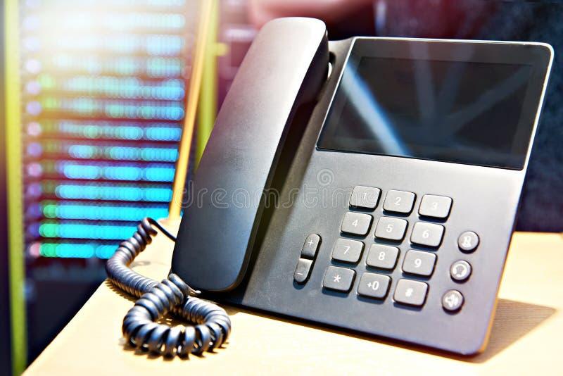 klawiatury biura szczegółów słuchawkę telefonu zdjęcie royalty free