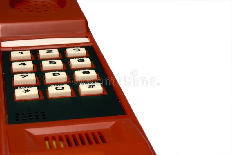 klawiatury telefonu tubka obrazy stock
