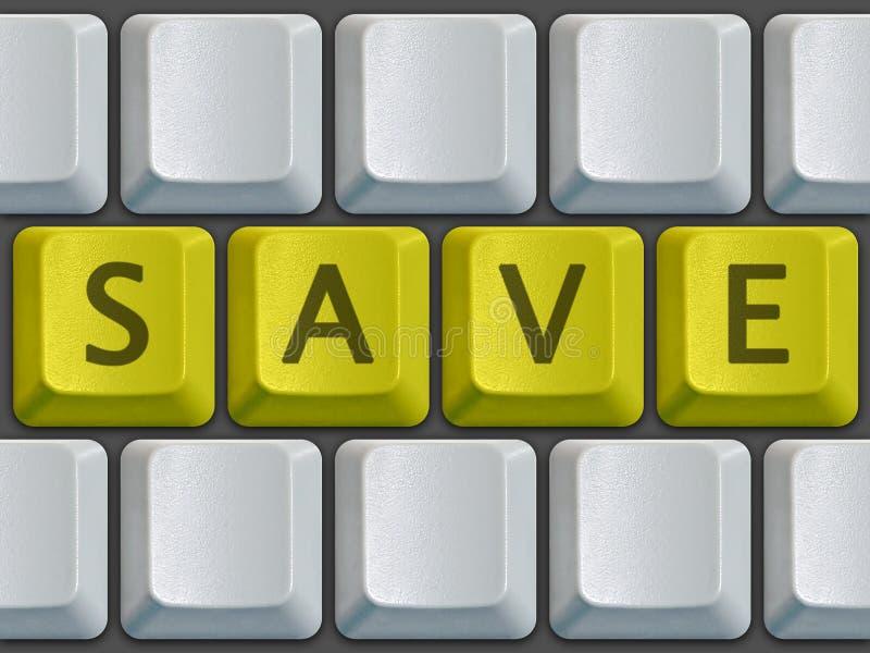 klawiatury uratować obrazy royalty free