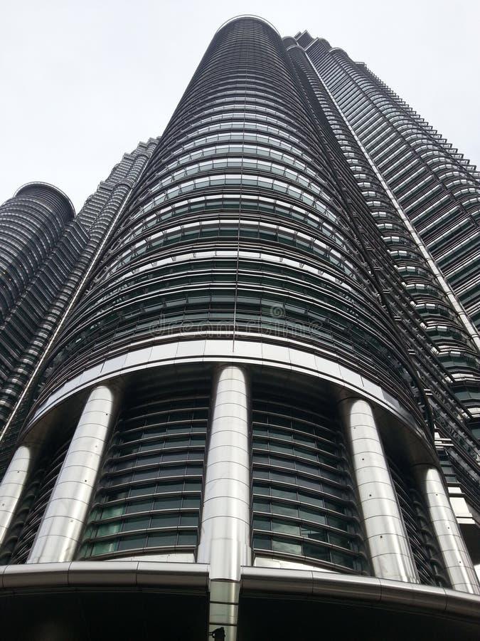 KLCC Малайзия стоковая фотография