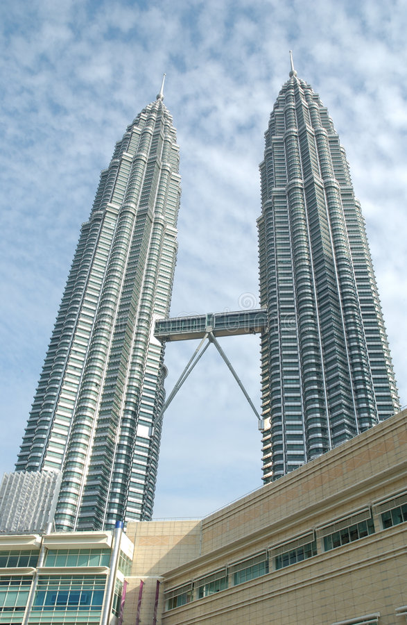 Download KLCC stock photo. Image of klcc, architecture, twin, tellest - 3135794