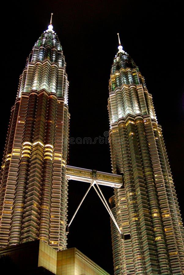 klcc Kuala Lumpur royaltyfri fotografi