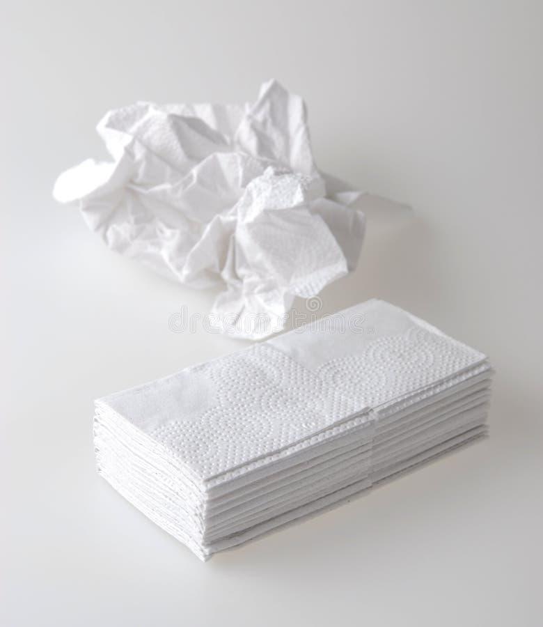 Kleenex imagem de stock royalty free