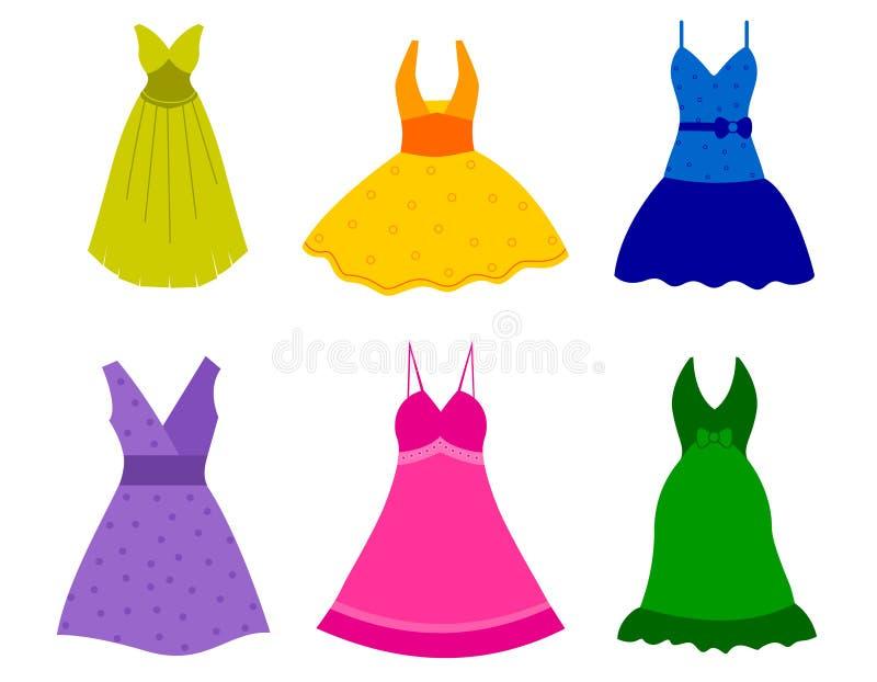 Kleid Stockfoto