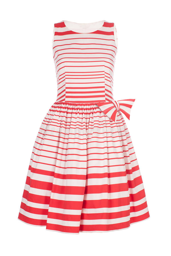 Kleid der Frau stockfotografie
