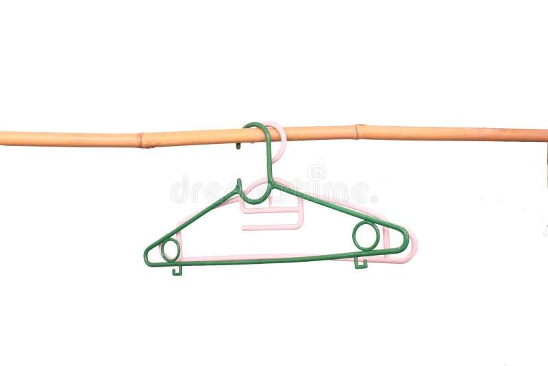 Kleiderbügel lizenzfreies stockfoto