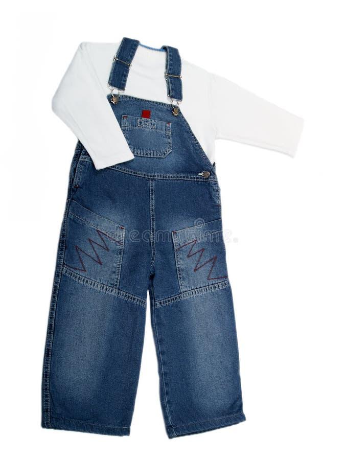 Kleidung der Kinder lizenzfreies stockbild