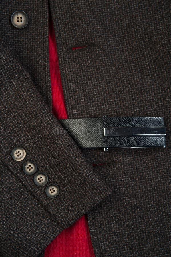 Kleidung der Männer lizenzfreies stockbild