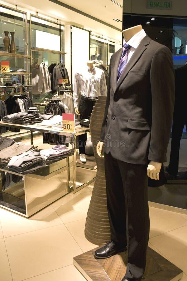 Kleidungs-System der Männer lizenzfreie stockbilder