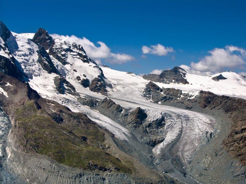 Klein Matterhorn stock images
