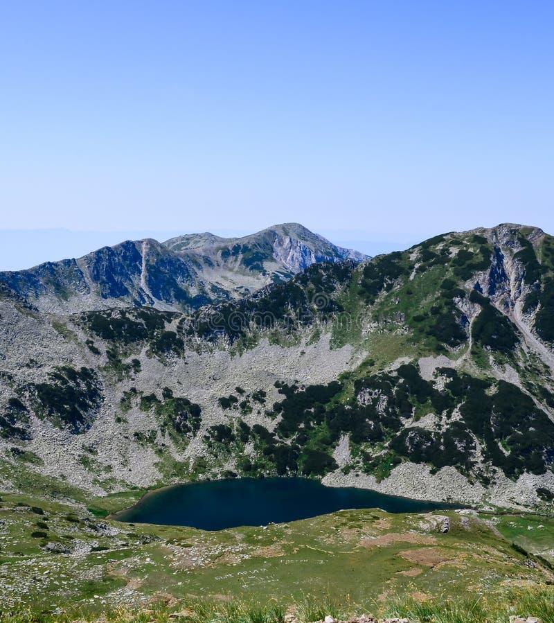 Klein meer, Pirin-Bergen, Bulgarije