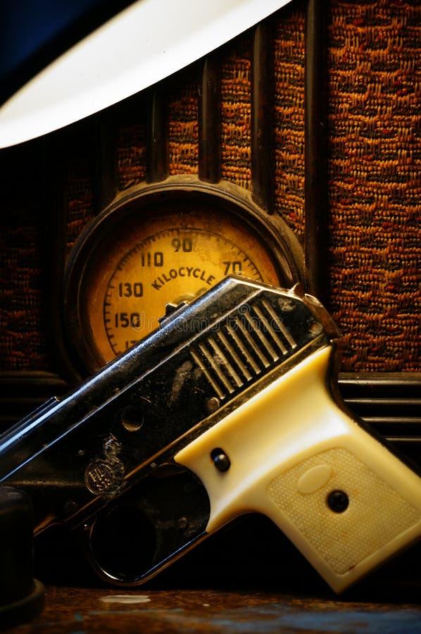 Klein Pistool stock foto